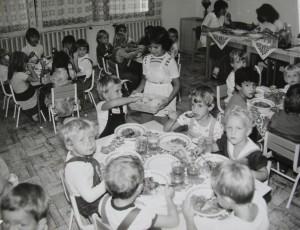 1990-ig élvezhettük az étkező nyújtotta kényelmet