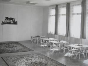 Csoportszoba 1981-ben
